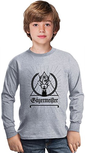 jagermeister-black-logo-amazing-kids-long-sleeved-shirt-by-true-fans-apparel-100-cotton-ideal-for-ac