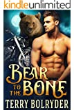 Bear to the Bone: BBW Paranormal Romance (Bear Claw Security Book 1)
