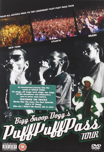 Snoop Dogg - Puff Pass Tour [DVD]