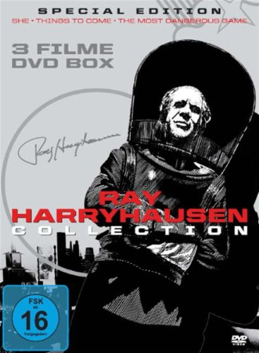 Ray Harryhausen Limited Collection (3 DVD Metallbox) [Special Edition]