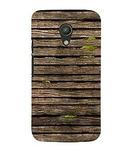 99Sublimation Light Brown Wood 3D Hard Polycarbonate Back Case Cover for Motorola Moto G2 :: 2nd Gen :: G XT1068 :: G 2nd Gen :: G Dual SIM 2nd gen :: G Dual SIM 2014