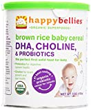 Happy Baby Happybellies Brown Rice Baby Cereal 6 ct 7 oz each