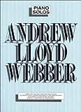 Andrew Lloyd Weber Piano Solos (Music) (0711916217) by Lloyd Webber, Andrew