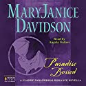 Paradise Bossed Audiobook by MaryJanice Davidson Narrated by Angela Gulner