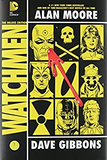 Watchmen essay thesis