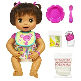 Baby Alive Hispanic Doll