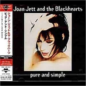 wiki pure simple joan jett album