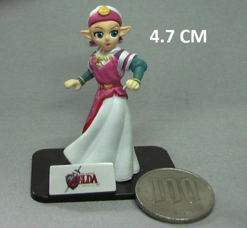 Legend of Zelda Figure~Ocarina of Time walkthrough~Princess Zelda