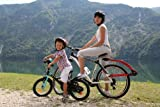 Peruzzo Trail Angel 000304 Tandem Bike Attachment Red
