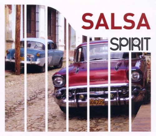 Spirit of Salsa cd 2 : WDM 3840