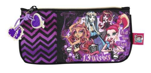 Monster High Federtasche Monster High Schlamperrolle Kosmetiktasche Draculaura 2013