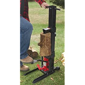 Guide Gear 8 - ton Vertical Log Splitter