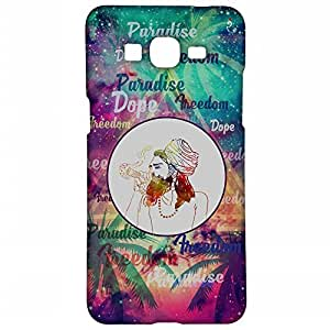 RANGSTER Dope Paradise-Goa-Matte Finish Mobile Case For Samsung Galaxy Grand Prime (G530H)-Pink