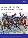 Armies of the War of the Pacific 1879...