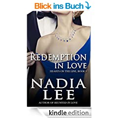 Redemption in Love (Hearts on the Line, Book 3)