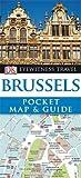 DK Eyewitness Pocket Map and Guide: Brussels