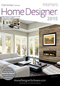 Home Designer Interiors 2015 [Download] by Chief Architect