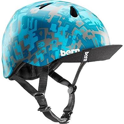 Bern Boy's Nino Zipmold Children's Helmet from Bern