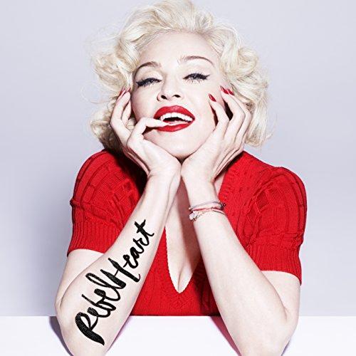 CD : Madonna - Rebel Heart (Clean Version)