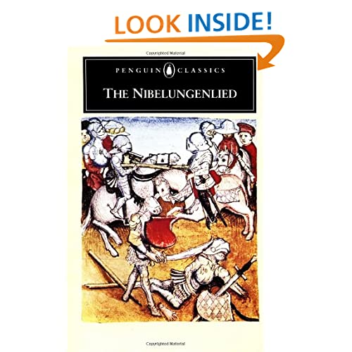 The Nibelungenlied: Prose Translation (Penguin Classics)