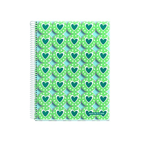 agatha-ruiz-de-la-prada-2620-cuaderno-4-colores-a5-120-hojas-cuadricula-polipropileno-medallas