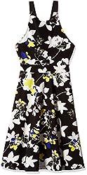 Chemistry Women's Body Con Dress (C16-658KDSDR_Camilla stencil_Medium)
