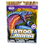 Savvi boys theme temporary tattoos -...