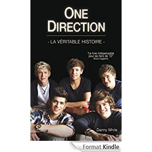 One Direction la véritable histoire