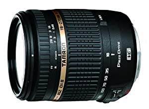 Tamron AF 18-270mm f/3.5-6.3 All-In-One Zoom Lens with Built in Motor for Nikon DSLR Cameras