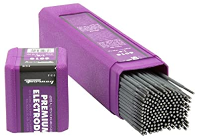 Forney 31610 E6010 Welding Rod, 1/8-Inch, 10-Pound from Forney