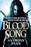 Blood Song: Book 1 of Raven's Shadow (A Raven's Shadow Novel)