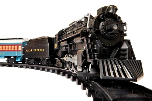 Lionel Polar Express Train Set - G-Gauge (Lionel Model Trains compare prices)