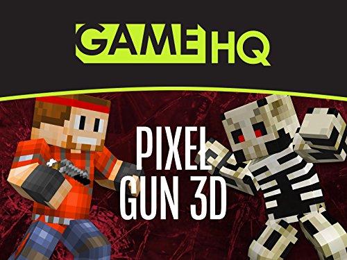 Clip: GameHQ: Pixel Gun 3D - Season 10