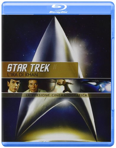 Star Trek 02 - L'ira di Khan [Blu-ray] [IT Import]