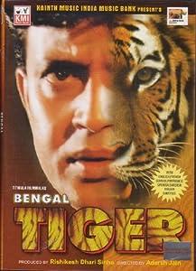 Amazon.com: Bengal Tiger Hindi Movie: Mithun Chakraborty, Shakti