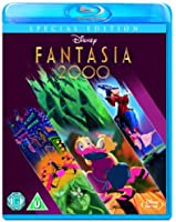 Fantasia 2000 [Blu-ray] [Region Free]
