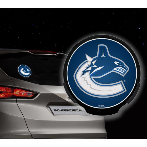 Usa Wholesaler - Ric-Pwr8801 - Vancouver Canucks Nhl Power Decal