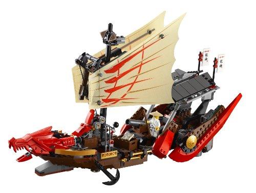 Ninjago Destiny's Bounty Ship