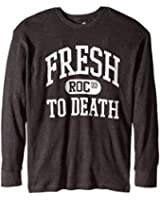 Rocawear Men's Big-Tall Fresh To Death Thermal Shirt
