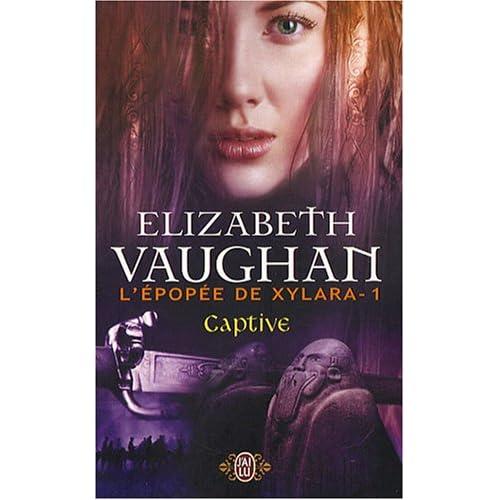 L'épopée de Xylara (série) - Elizabeth Vaughan 51lat6AIVIL._SS500_