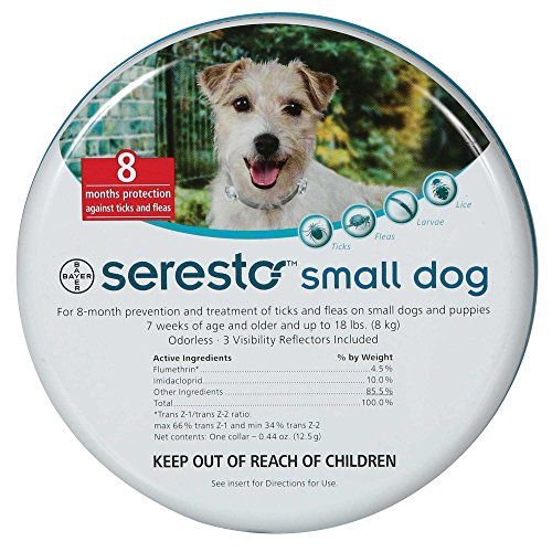 Bayer Ea Seresto Small Dog