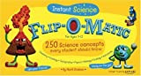 Flip-O-Matic: Instant Science for Ages 9-12    (Kaplan Flip-O-Matic Middle School)