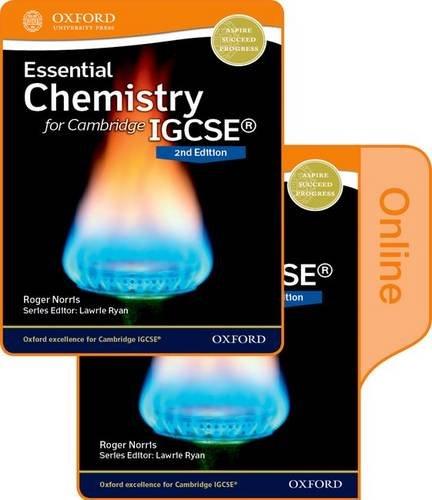 Essential chemistry for Cambridge IGCSE. Student's book. Con espansione online. Per le Scuole superiori (Igcse Sciences)