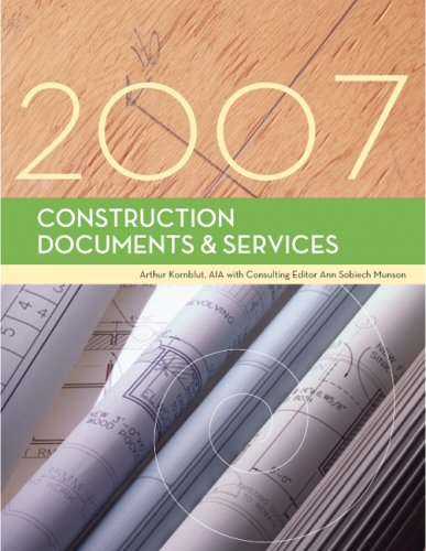 Construction Documents and Services 2007
