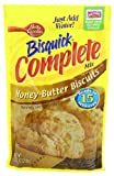 Bisquick Complete Mix, Honey Butter, 7.75-Ounce Units (Pack of 22)