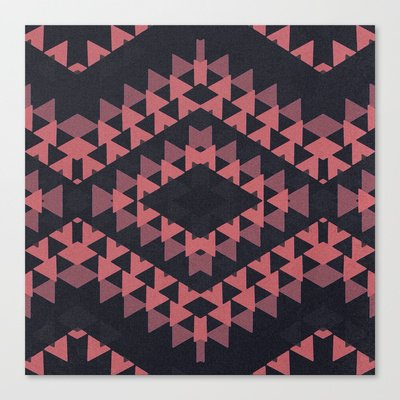 Society6 - Navajo N3 Stretched Canvas By Spinl
