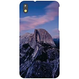 HTC Desire 816 Back Cover - Mountains Designer Cases