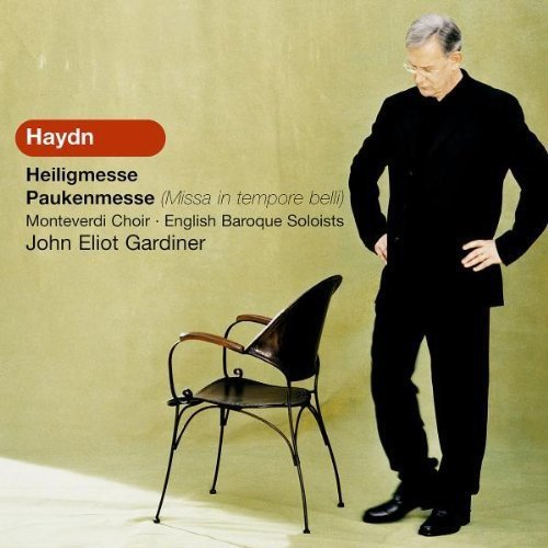 Haydn: Heiligmesse & Mass in Time of War
