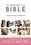 The Everyday Life Bible: The Power of God's Word for Everyday Living,  Amplified Version