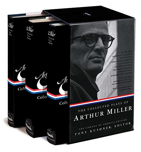 The Collected Plays of Arthur Miller (Library of America) (Library Of America Arthur Miller compare prices)